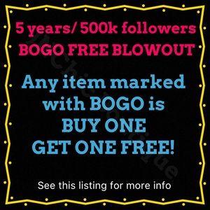 Please share! BOGO FREE!!!!